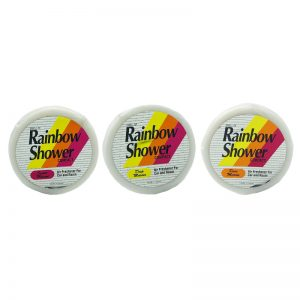 Rainbow Shower Compact