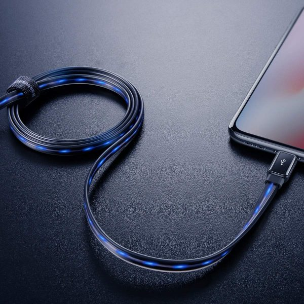 Baseus Glowing Data Cable (Lightning)