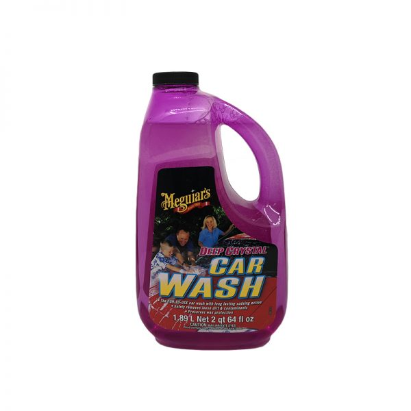 Meguiar's Deep Crystal Car Wash 64oz