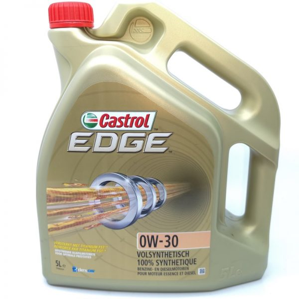 Castrol Edge 0W30 5L C3