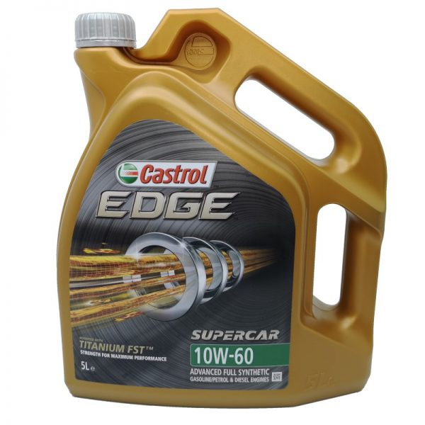 Castrol Edge 10W60 Supercar 5L