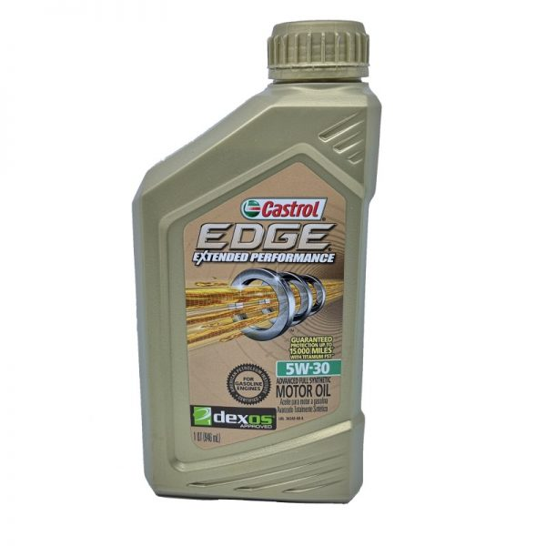Castrol Edge 5W30 Extended Performance