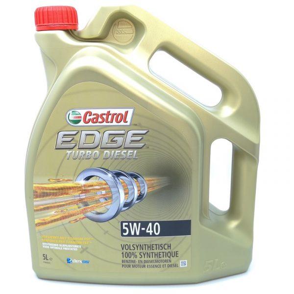 Castrol Edge 5W40 5L Turbo Diesel