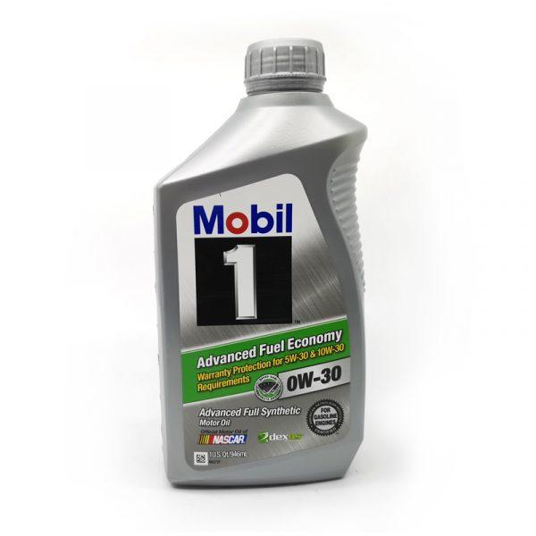 Mobil 1 0W30 Advanced Fuel Economy