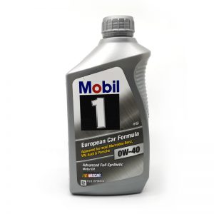 Mobil 1 0W40 Advanced Full Synthetic