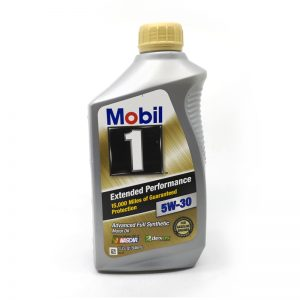 Mobil 1 5W30 Extended Performance