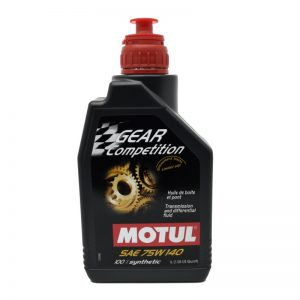 Motul Gear Competition 75W140 Racing Lubricant